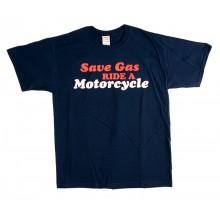 Save Gas T-Shirt XXL