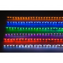 Amber Super Slim SMD LED Strip Light