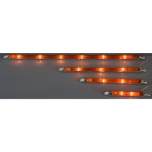 Amber Strip Lights - 9 inches