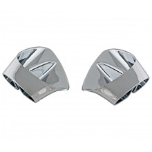 GL1800 Chromed Fairing Intake Grills