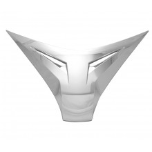 GL1800 Chrome Windshield Panel Mask