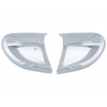 GL1800 Chrome Headlight Contour Trims