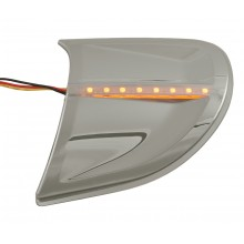 GL1800 Headlight Contour Trim Amber LED