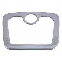 GL1800 01-10 Non-Airbag Chrome Fuel Door Accent