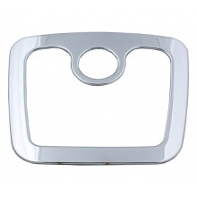 GL1800 12 & Up & 06-10 Air Bag Chrome Fuel Door Accent