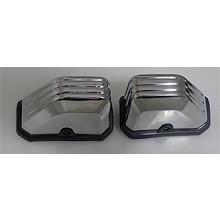 GL1800 2018-20 Chrome Saddlebag Guard Covers