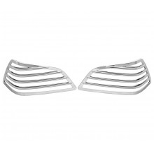 GL1800 Trunk Brake Light Grills 4 Bar