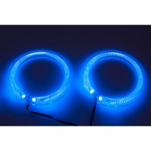 GL1800 01-12/GL1500 Angel Eye Blue Speaker Light Kit