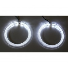 GL1800 01-12/GL1500 Angel Eye White Speaker Light Kit