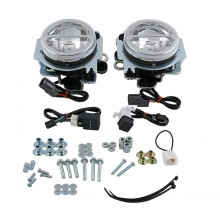 N.L.A.  LED Fog Lights GL1800 01-10