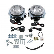 N.L.A. LED Fog Lights GL1800 Airbag 2001-2010