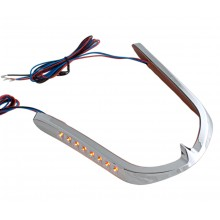 GL1500 Front Fender Trim LED
