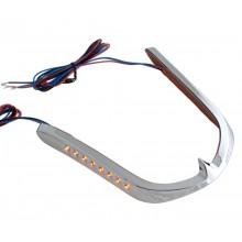 GL1500 Front Fender Trim LED