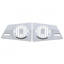 GL1200 Speaker Grill Accent Trims