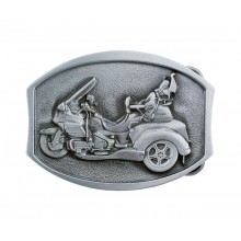 Trike Belt Buckle