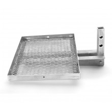Aluminum Cooler Rack  - Vertical