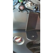 GL1800/F6B Under Mirror Mount Brackets