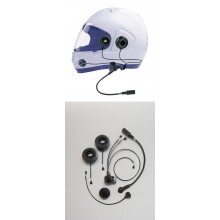 Performance Series Headset w/Chin-bar AeroMike® for most Full-face Style