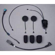 Performance Series Custom Integrated Headset for Nolan® N103/N90/N43