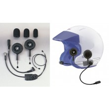 Elite Integrated Headset w/HO AeroMike® V for Arai® Classic/c-SZ/c