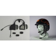 Elite Integrated Helmet Headset w/HO AeroMike® V for Shorty-style
