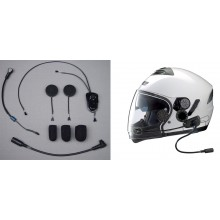 J/&M Performance Elite 629 Series Helmet Headset HS-ECD629-FF-HO