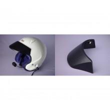 J&M® Smooth Contour 3-snap Helmet Sunvisor