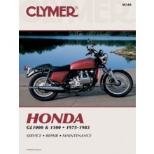 Service Manual GL1000, GL1100 1975 to 1983 and Standard GL1000 and GL1100