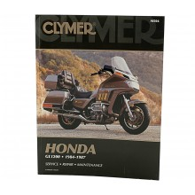Service Repair Manual  GL1200 Gold Wing 1984-1987