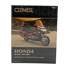 Service Repair Manual GL1500 Gold Wing 1993-2000