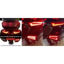 2018-2021 Rear Saddlebag Dynamic Sequential LED Lights