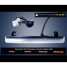 GL1800 12 & Up Sequential LED Spoiler Light w/Dynamic B&R